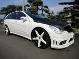 メルセデス・ベンツ R500 4マチック AMGパッケージ 4WD