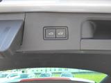 パワーテールゲートなのでボタン1つで開閉可能。