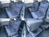 2列目はシートレイアウト多彩!ベンチシートにすることができるなど使い方に合わせてシートを自在に調整!