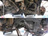 当店では車検整備にてエンジンオイル・オイルエレメント交換と下廻りの防錆塗装を全車施工しています。保証は1年。距離は無制限です。詳しくはお問合せ下さいませください!