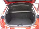 大きく開くバックドアにカーゴルームは2段式で下に小さい荷物を収納が出来ます。