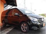 メルセデス・ベンツ V220d アバンギャルド ロング  ディーゼル