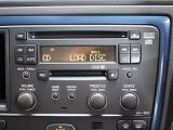 オーディオはCD/MD付きハイパフォーマンス・オーディオシステムを装備 200Wの出力を8スピーカーからサラウンドで再生させます