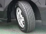 タイヤの目もしっかりあります!