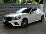 メルセデス・ベンツ S560ロング 4マチック AMGライン プラス 4WD