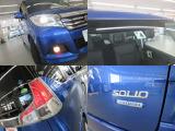 MZのグレードなので、ディスチャージヘッドライトとフォグランプが装備されます!