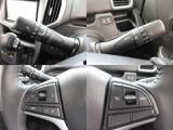 ■クルーズコントロールスイッチ■アクセルペダルを使わずに速度を維持でき、手元のスイッチで加速、減速もできます♪高速道路で大活躍しますよ!