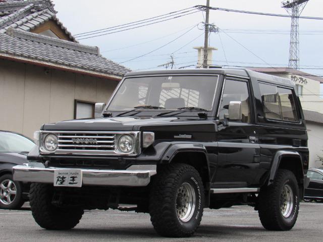トヨタ ランドクルーザー  4.2 ZX FRPトップ ディーゼル 4WD