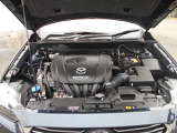 2000CCスカイアクティブエンジン スポーティなガソリンエンジンです