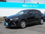 マツダ CX-3 1.5 XD ディーゼルターボ 4WD