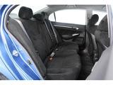 もちろん後部座席もアルカンターラシートです。厚みもあり長時間の移動でもリラックスできますね!