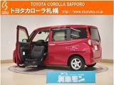 トヨタ ルーミー 1.0 X S ウェルキャブ 助手席リフトアップシート車 Aタイプ 4WD