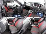 ■内装■車内は黒を基調としていますので落ち着いた雰囲気となっております。レッドのシートがアクセントとなっております!