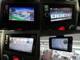 ■メモリーナビ■ワンセグTVの視聴に対応しています。バックカメラからの映像も表示できるので、駐車の際も安心です!