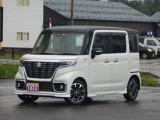 スズキ スペーシアカスタム ハイブリッド XSターボ 4WD