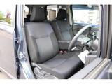 ☆しっかりとした厚みのあるシートは運転がしやすくゆったりとした座り心地!