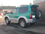 トヨタ ランドクルーザープラド 3.0 RZ ディーゼル 4WD