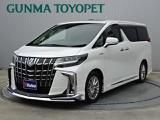 トヨタ アルファード ハイブリッド 2.5 SR Cパッケージ 4WD