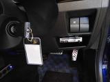 楽々キーレススタートのキーフリーシステムです☆ETC装備で高速道路の強い味方です☆