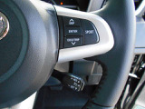 クルーズコントロール付いています!高速道路の運転にとても便利ですよ!