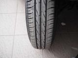 タイヤ残り溝もご確認ください。