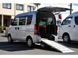 スズキ ワゴンR ウィズ 車いす移動車 リヤシート付 電動固定式