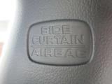 サイドカーテンエアバックを装備しております。「軽自動車にこそ安全を」という発想です。今まで普通車に乗られていた方にも抵抗なくお乗替え出来ますね。