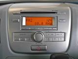 CDラジオが付いていますので、運転も快適です!