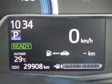 走行距離は30,000m。トヨタの保証で安心ドライブ!