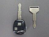 ワイヤレスキーなので少し離れたところからでも鍵の施錠解錠が行えます。