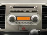 CD/AM・FMステレオ。