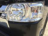 LEDヘッドライト!常時約60台展示!総在庫数はなんと約80台!2500cc・3000ccのディーゼルターボ車を豊富に品揃えしております。ガソリン車も取り扱っております♪