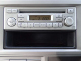 ◆【純正CDチューナー】CDやラジオお好きな音楽を聴きながら素敵なドライブをお楽しみ頂けます!