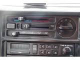 純正ラジオ、エアコン操作パネルです。