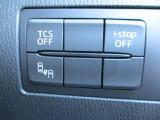横滑り防止機能(DSC)はタイヤの空回りを制御する(TCS)の組み合わせで安定した状態を保ち、危険を回避します。これがマツダの安全思想「PROACTIV SAFETY」です。