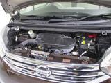 燃料を節約、アイドリングストップ機能エンジン!