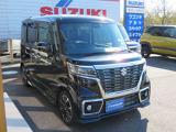 スズキ スペーシアカスタム ハイブリッド XS 4WD