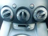 まぁるいデザインがかわいいダイヤル式エアコンは、直感的に操作できます。