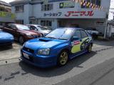 スバル インプレッサ 2.0 WRX 2003 Vリミテッド 4WD