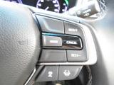 クルーズコントロール付で高速道路などで一定の速度で走ってくれるので運転が楽です。
