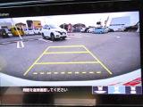 リアカメラ付で車庫入れも安心です。