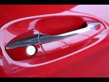 キーレスゴー装備。ドアノブに触れるとキーの施錠開錠が可能ですよ。