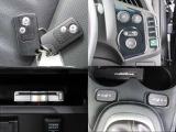 快適なカーライフには欠かせないスマートキーやETCはもちろん、気分で走りのテイストを変えられるモードスイッチや省エネをサポートしてくれるECONスイッチがついています