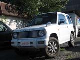三菱 パジェロミニ XR-I