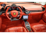 フェラーリ 458スパイダー F1 DCT