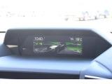 マルチファンクションディスプレーではアイサイトセイフティプラスの機能や燃費関係を主にいろんな情報を切り替えて表示できます。