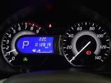 文字も大きく見やすいスピードメーター!長時間の運転でも目の疲れを低減できます。