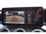 【パーキングアシストリアビューカメラ】リバースと連動し、車両後方の映像をディスプレイに表示、歪みの少ないカメラにより鮮明な画像で後退の運転操作をサポートします。
