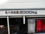 最大積載量2000kg。