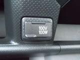 【電源コンセント】AC100V・100W搭載です♪
